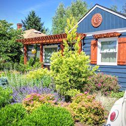 Photo Of Rain City Gardens   Portland, OR, United States. Hannah Helped Us
