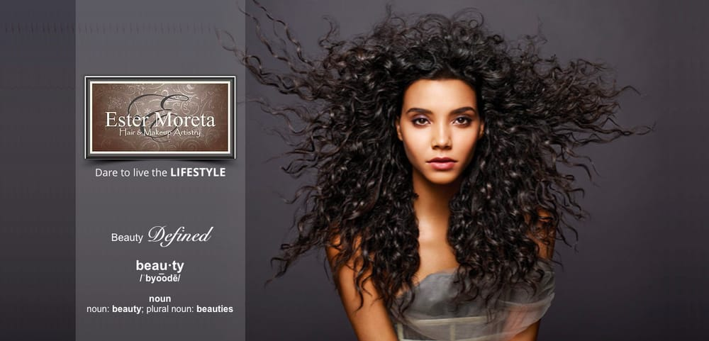 Ester Moreta Hair & Makeup Artistry