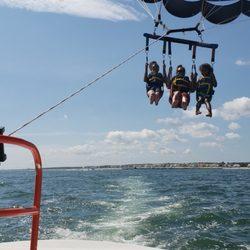 Photo Of Pirate Parasail Virginia Beach Va United States