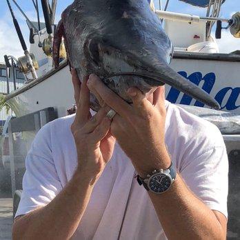 Mariah Sportfishing Charter Boat 16 Reviews Fishing Honokohau