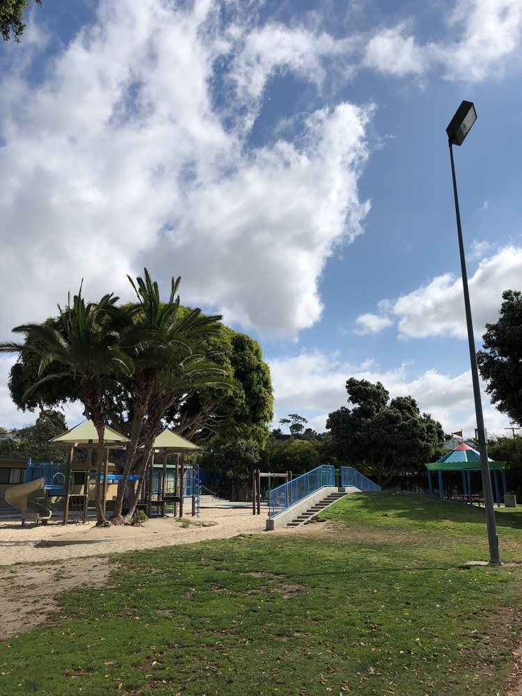 Marine Park: 1406 Marine St, Santa Monica, CA