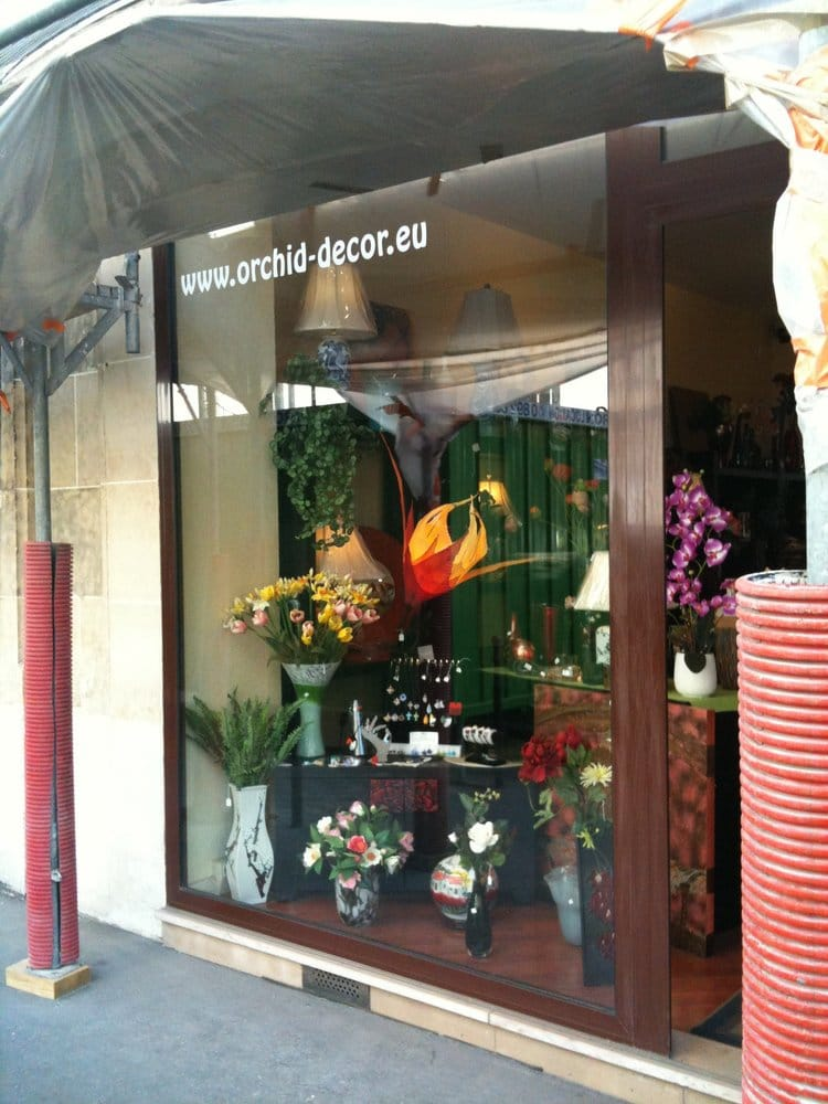 Orchid d cor woondecoraties 99 rue de prony pereire for Decoration 75017