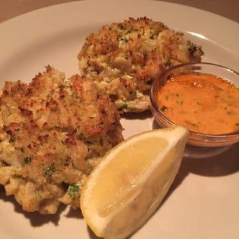 Bonefish Grill Crab Cakes Calories
