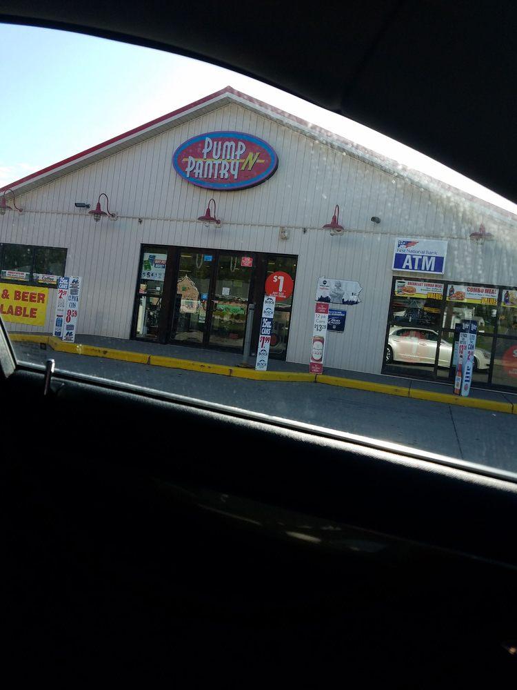 Pump N Pantry: RR 2, Canton, PA