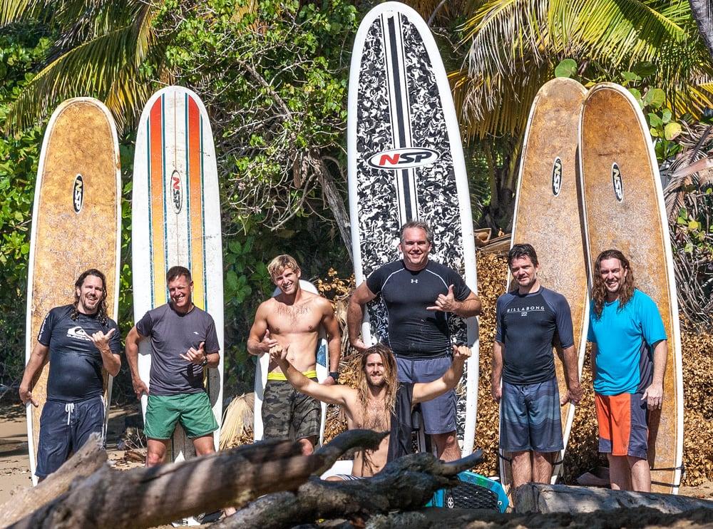 Rincon Surf School: Cll Miramar, Rincon, Rincón 00677, Rincon, PR