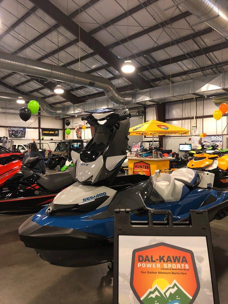 Hunter Power Sports: 2520 Asheville Hwy, Hendersonville, NC