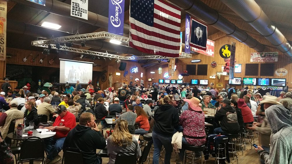 Mills Horse Palace: 4100 W Yellowstone Hwy, Mills, WY