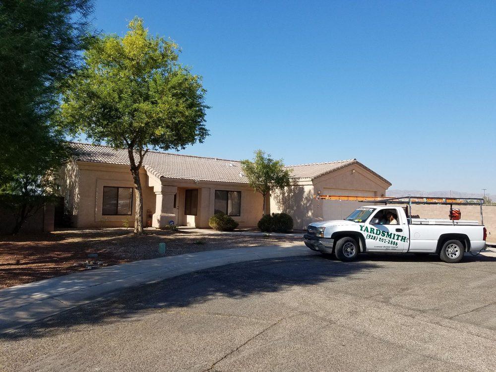 Yardsmith: 1730 Greenfield Dr, Bullhead City, AZ