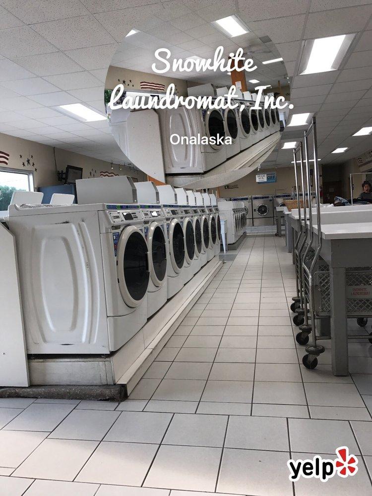 Snowhite Laundromat, Inc.: 945 Oak Ave S, Onalaska, WI