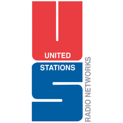Image result for United Stations radio logo