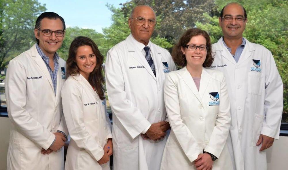 Advanced Orthopedics & Hand Surgery Institute: 925 Clifton Ave, Clifton, NJ