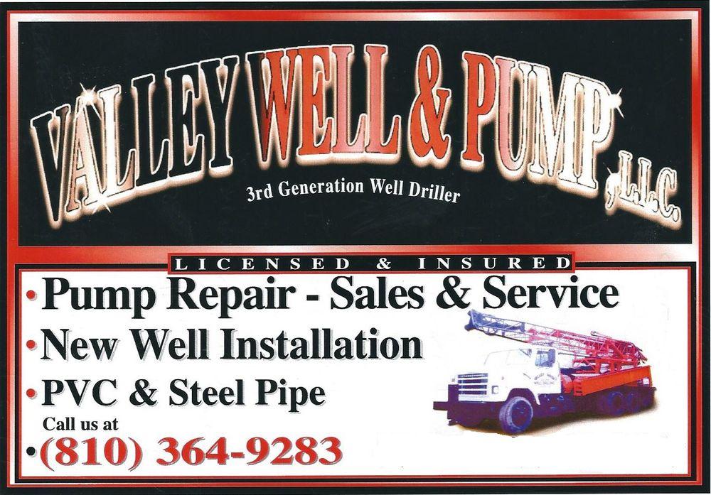 Valley Well & Pump: Casco, MI
