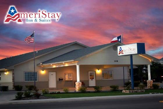 Ameristay Inn & Suites: 108 N 1st St, Haskell, TX