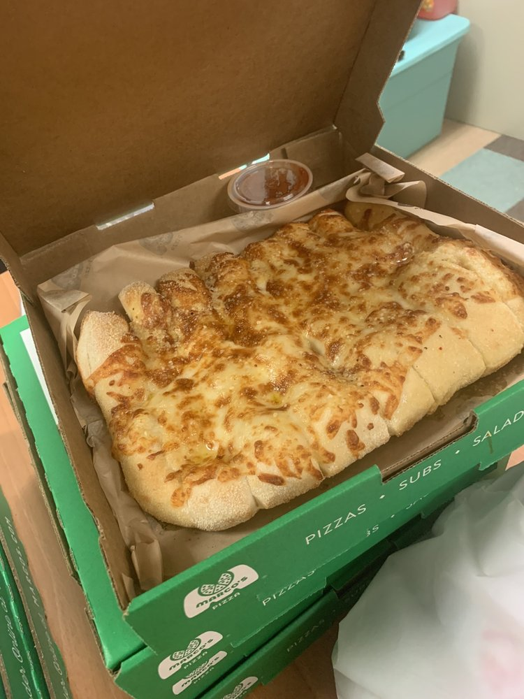 Food from Marco's Pizza