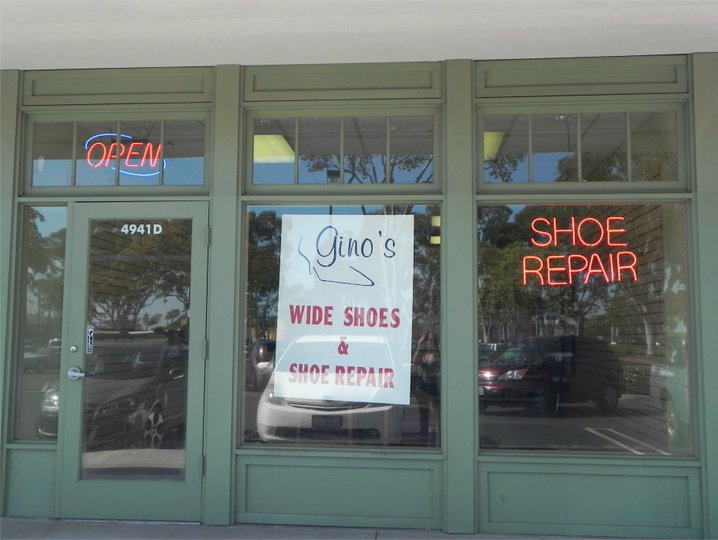 Shoe Repair Stores Near My Location