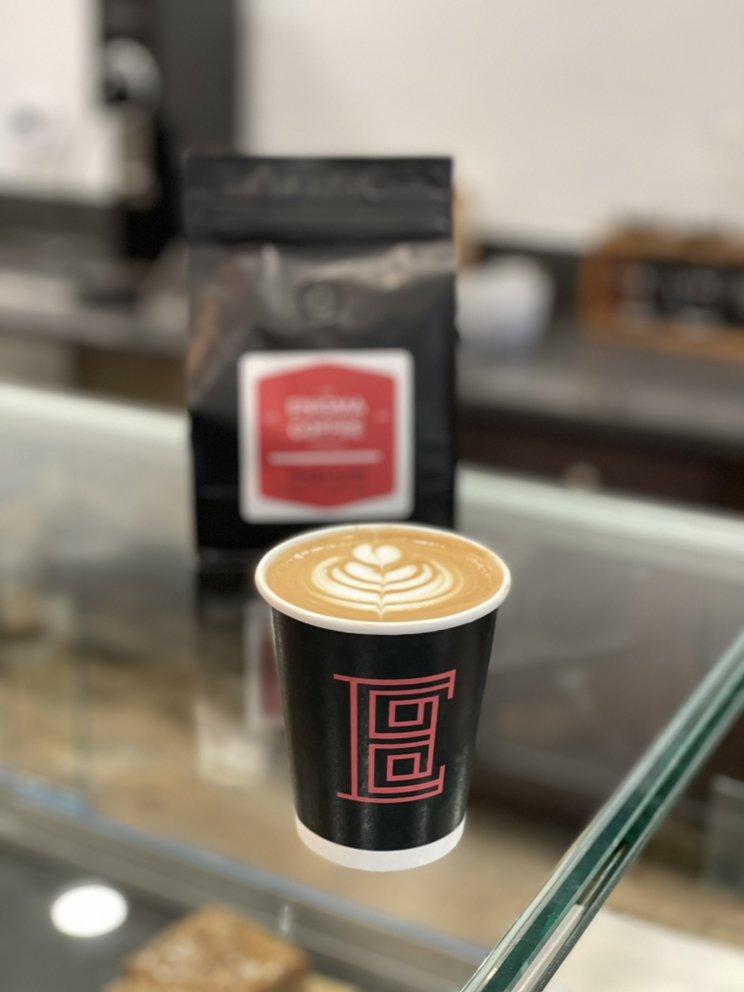 Enigma coffee