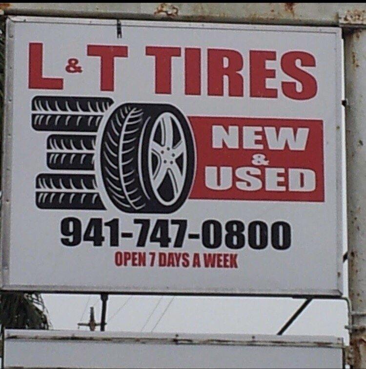 L & T Tires: 1836 9th St W, Bradenton, FL