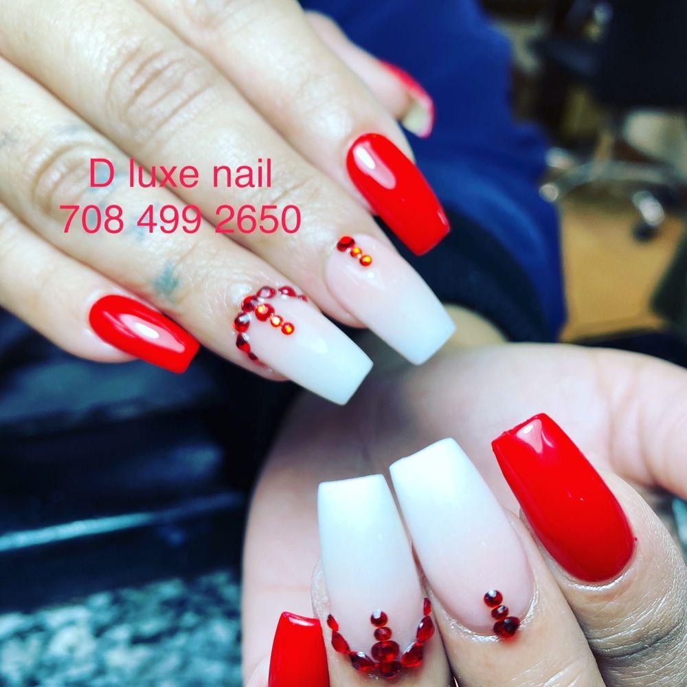 D Luxe Nail Salon: 10425 S Cicero Ave, Oak Lawn, IL