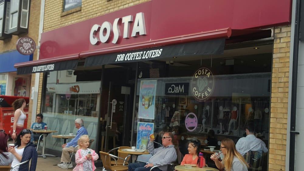 Costa Coffee: 13-14 George St, Brighton, BNH