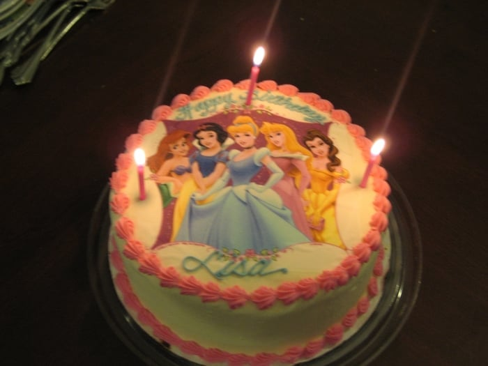 A Princess Rum Raisin Chocolate Cake For A 23 Year Old Yelp