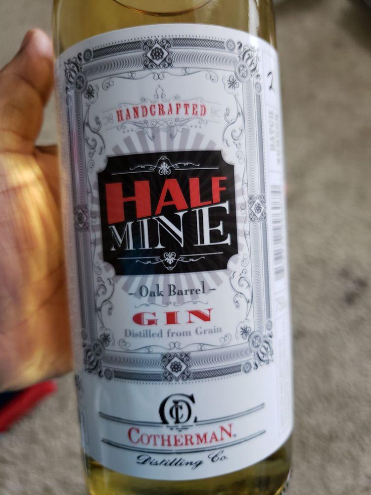 Cotherman Distilling: 933 Huntley Ave, Dunedin, FL