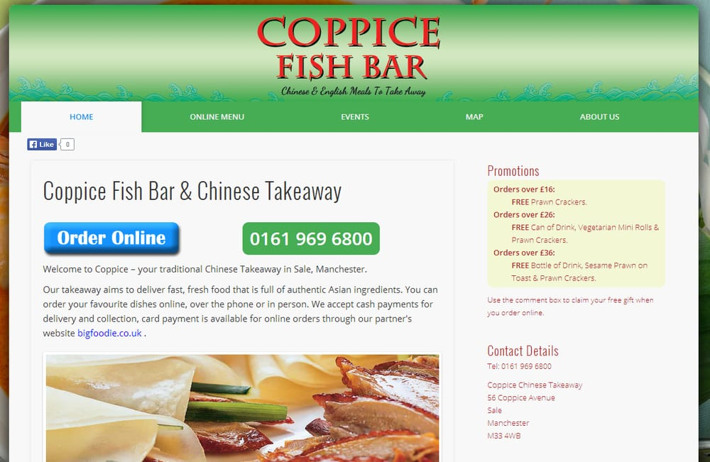 Coppice Fish Bar