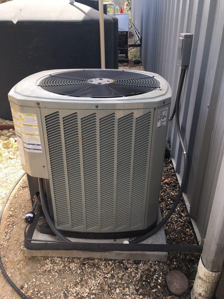 Above The Grade Heating & AC: 8873 Arcade Rd, Atascadero, CA