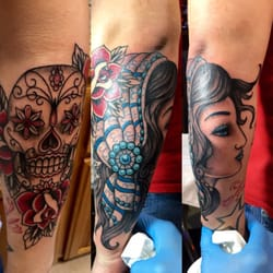 be44ca99f2b27 Photo of 12 Monkeys Tattoos - Tracy, CA, United States. Thanks again Ric