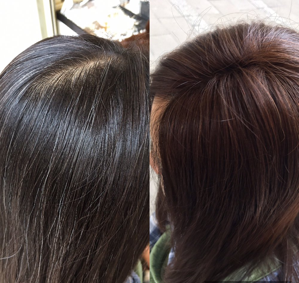 Our Hair Top Piece Extension Comes With A Natural Looking Hair Part