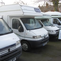 Surprising Motorhome Sales 107 Alcester Road Studley Warwickshire Home Interior And Landscaping Ologienasavecom