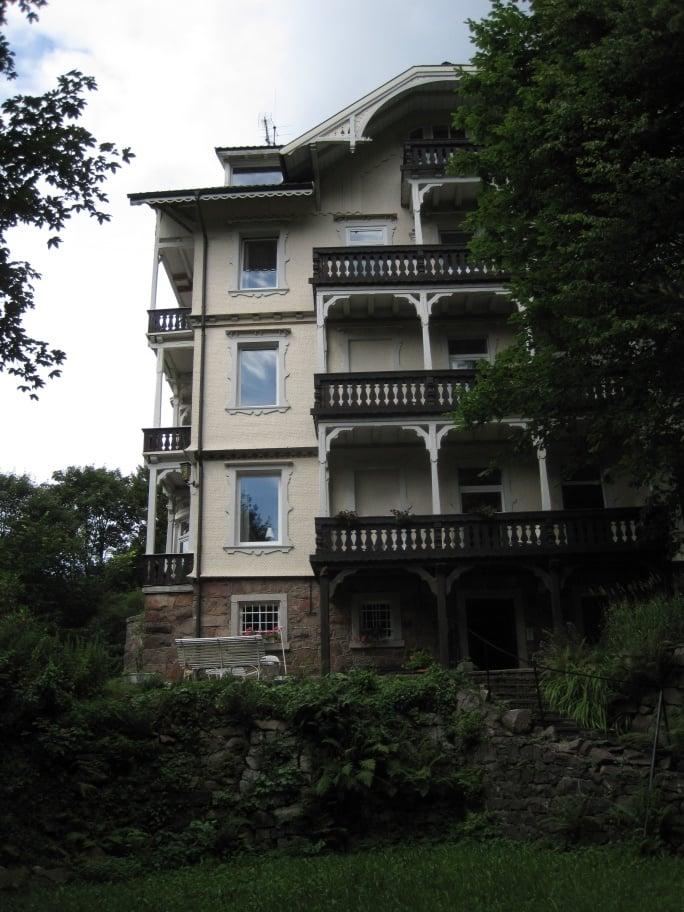 Hotel Kehrwieder St Blasien