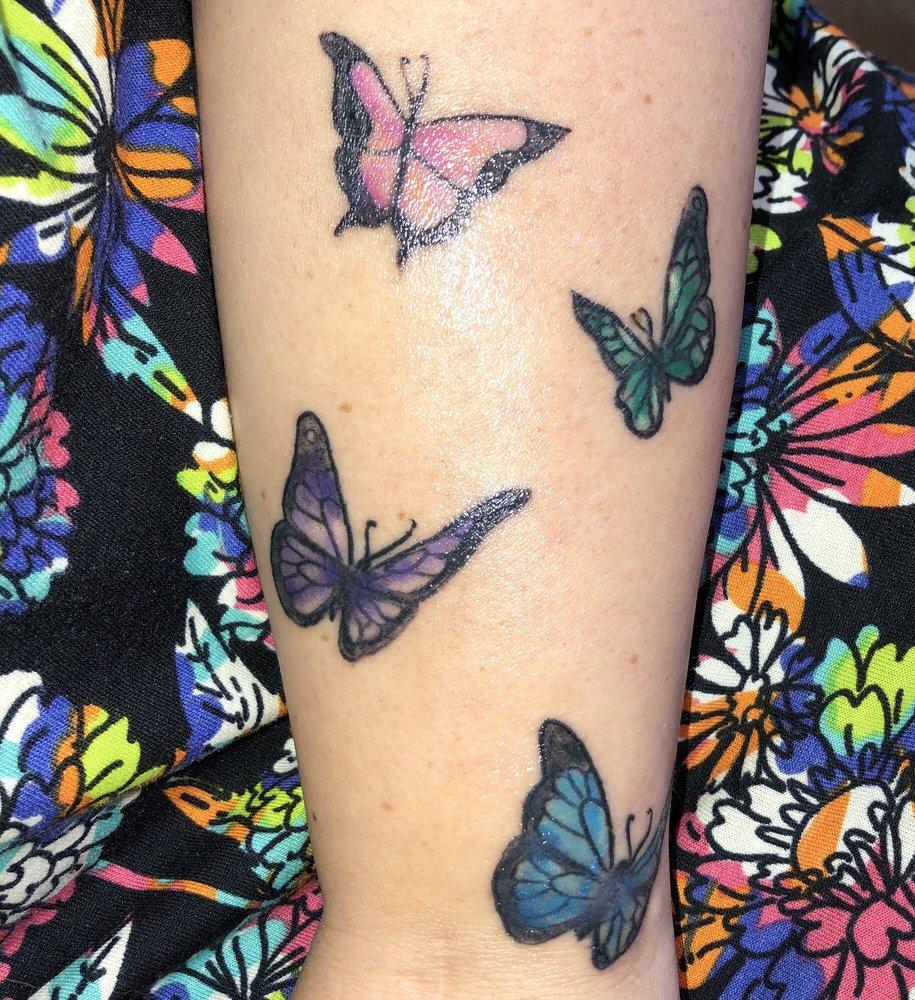 Studio Lumos Tattoo: 312 SW Jefferson Ave, Corvallis, OR
