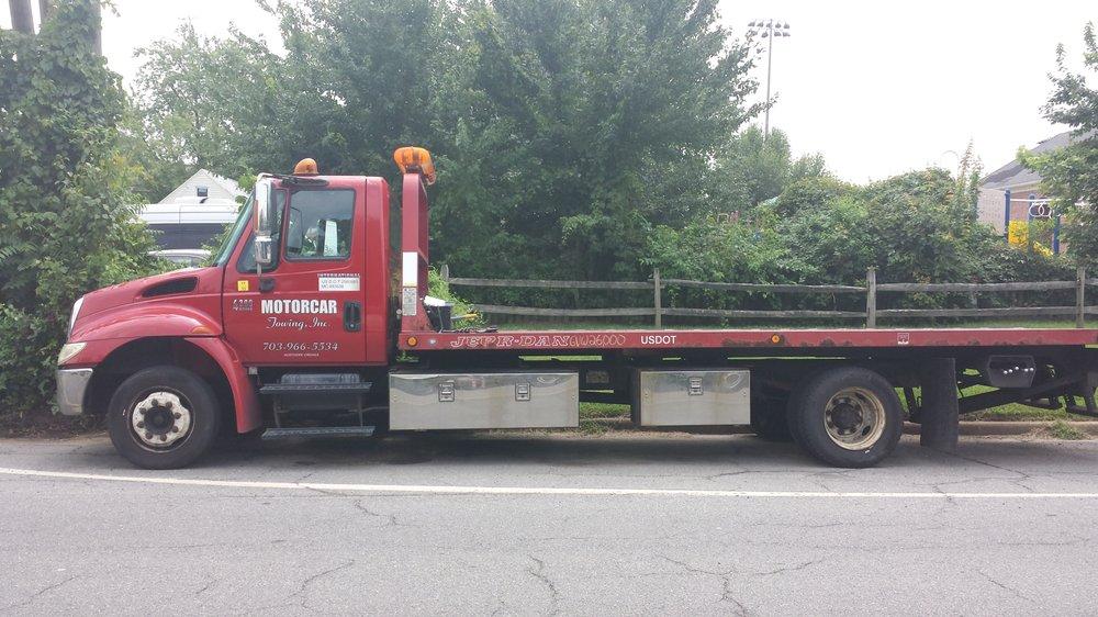 Motor Car Towing: 112 N Hickory Rd, Sterling, VA