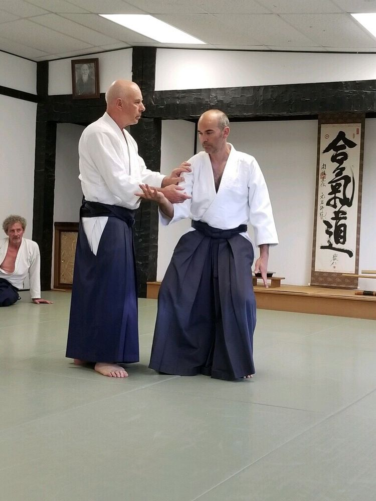 Social Spots from Shobu Aikido of the Berkshires