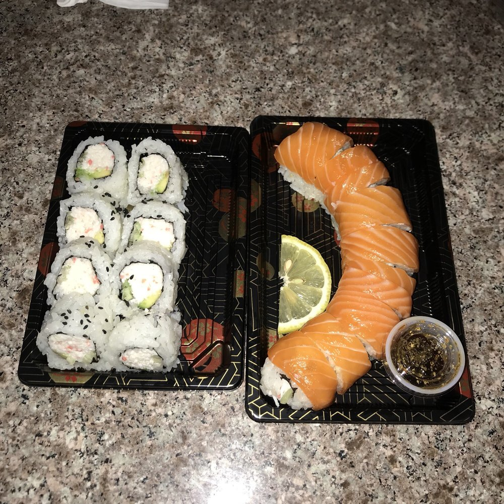 Raku Roll & Teriyaki: 5416 Norwalk Blvd, Whittier, CA