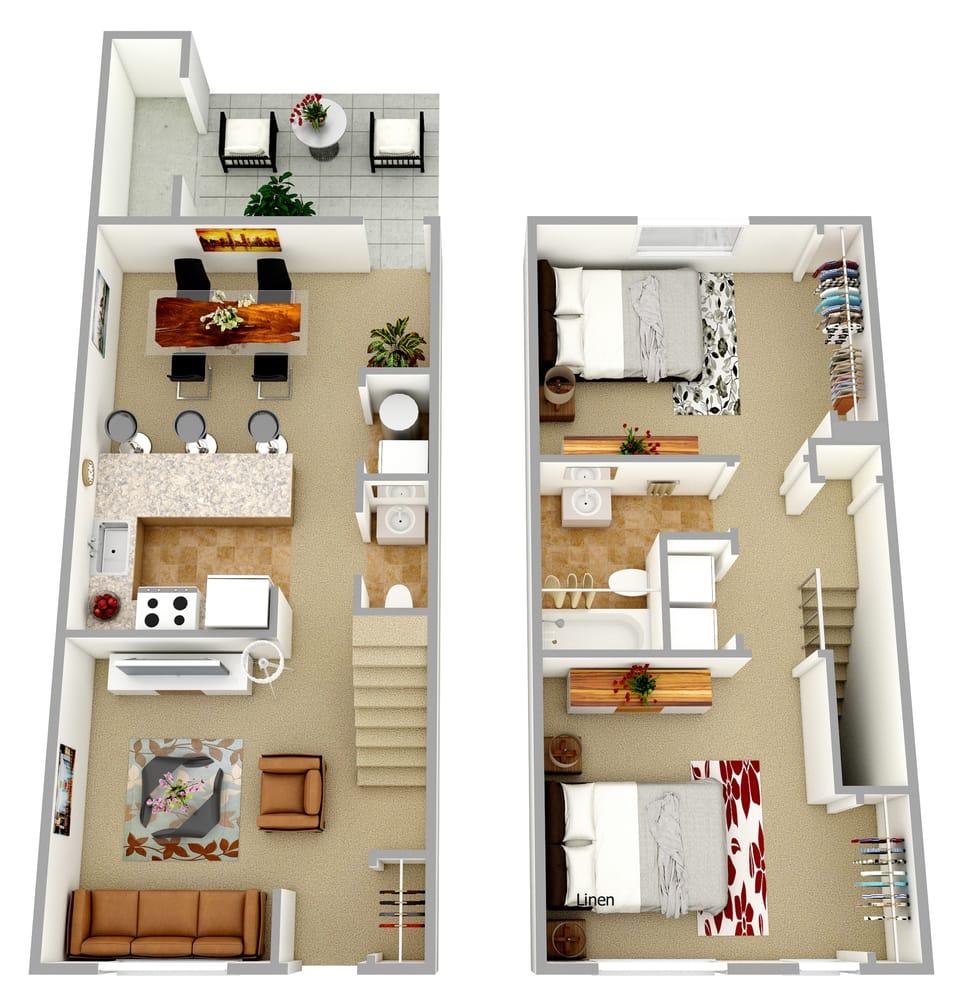 Photos For Oak Hill Apartments