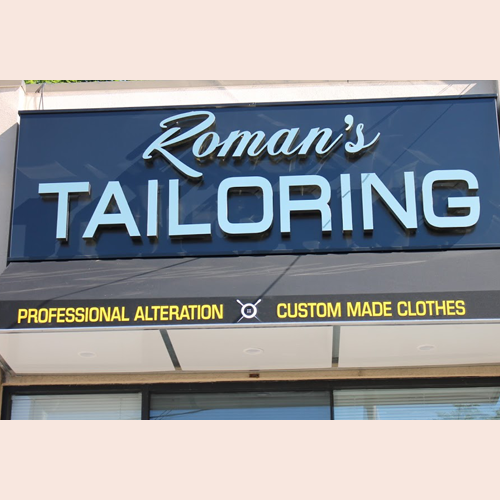Romans Tailoring: 45 Northern Blvd, Greenvale, NY