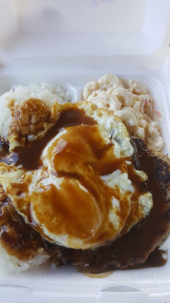 Photo Of Newtown Asian Grindz Aiea Hi United States Loco Moco With