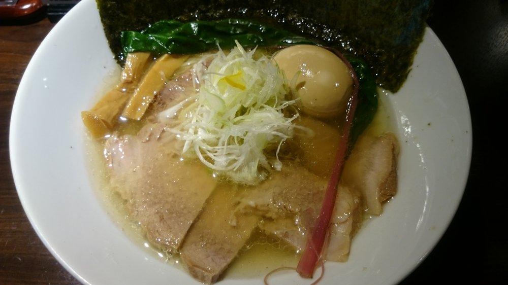 Shinasoba Tanaka second