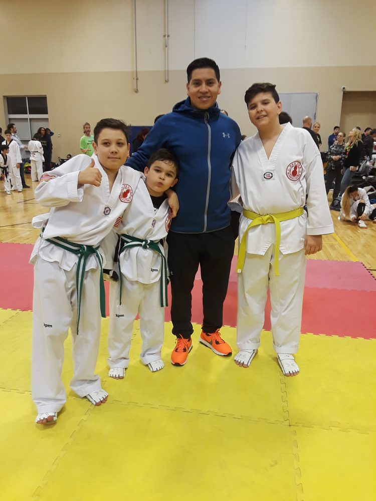 Lake County Tae Kwon Do: 2460 81st Ave, Merrillville, IN