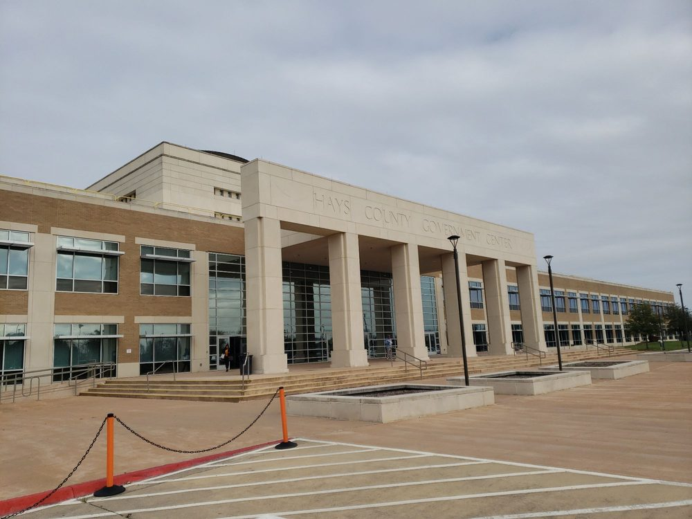 Hays County Government Center