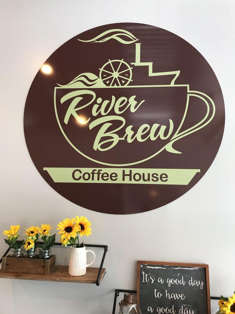 River Brew Coffee House: 13572 River Rd, Destrehan, LA