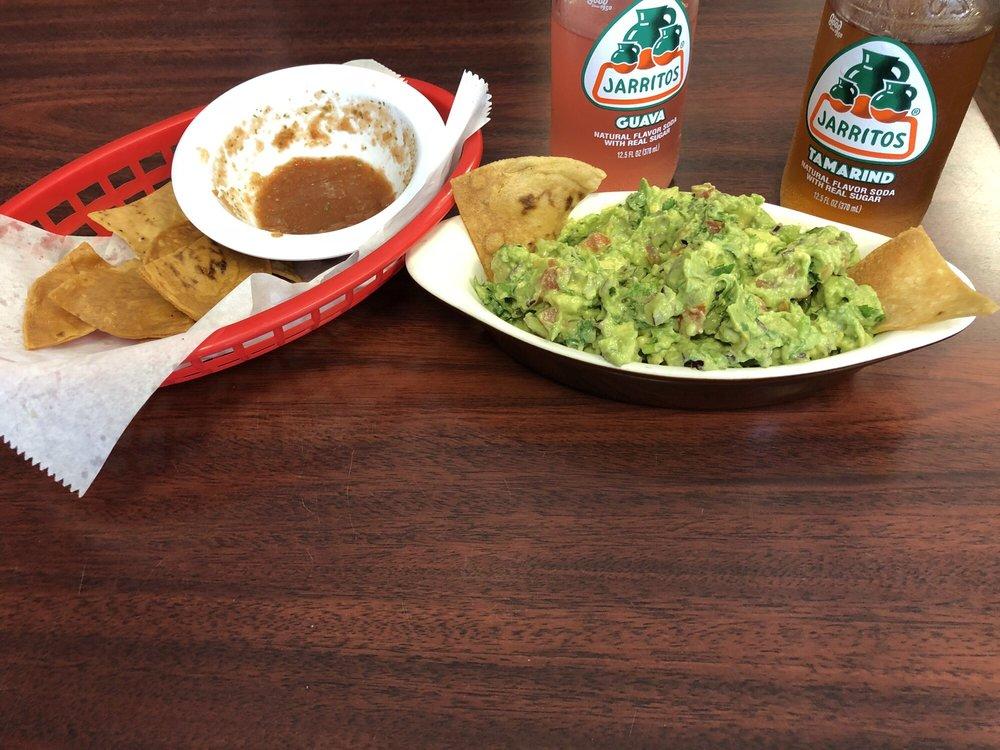 Hernandez Mexican restaurant: 8970 103rd St, Jacksonville, FL