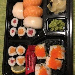 Photo Of Mr Sushi Asheville Nc United States Combo 5 Take