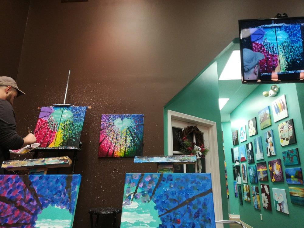 Photo of Swirlz Art Studio: Clarksville, TN