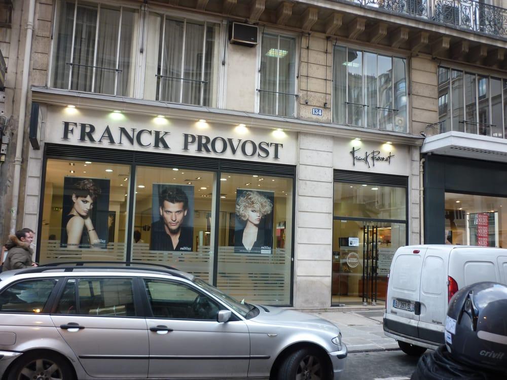 Franck provost coiffeurs salons de coiffure 134 rue - Franck provost lissage bresilien salon ...