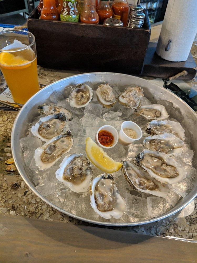 Shuckin' Shack Oyster Bar: 1175 Turlington Ave, Leland, NC
