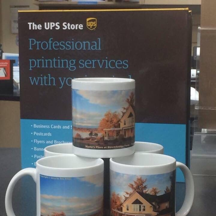 The UPS Store: 1325 Howard Ave, Burlingame, CA