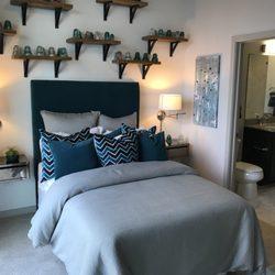 Photo Of Houston Apartment Hunter   Houston, TX, United States. Bedroom    Skyhouse