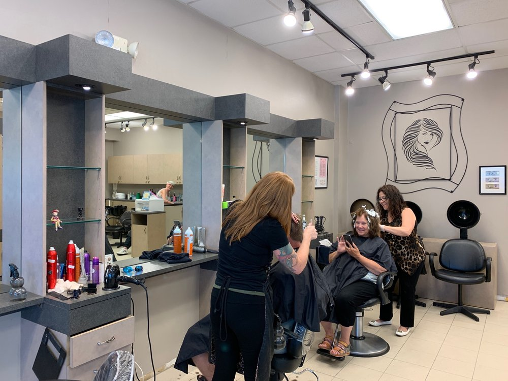 Hair Masters Creations: 8901 Mitchell Blvd, New Port Richey, FL